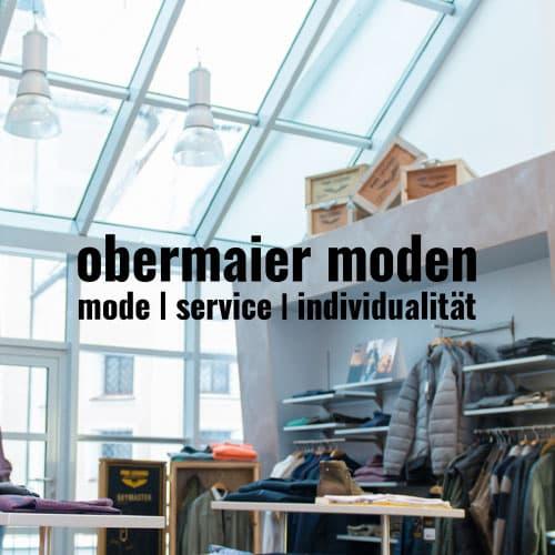 2G media & marketing Webdesign Fotografie Werbung Internetauftritt Obermaier Moden Glonn Grafing Modehaus Landkreis Ebersberg